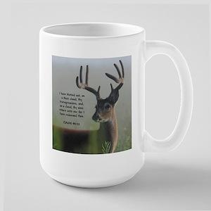 Return Unto Me Buck - Isaiah 44:22 Mugs