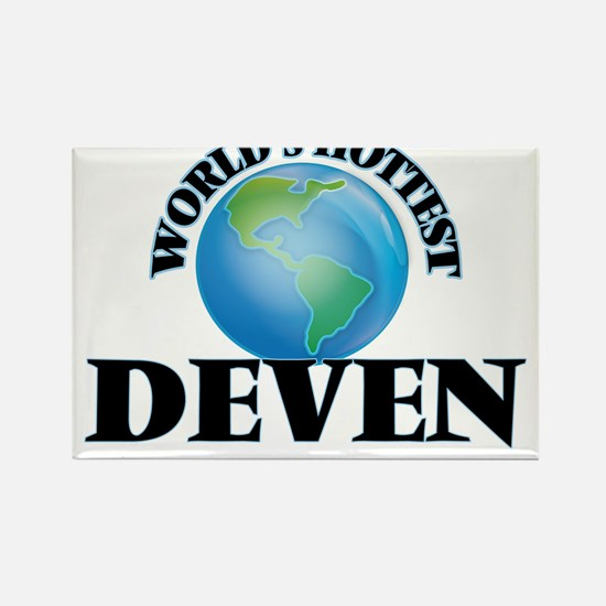 World's Hottest Deven Magnets