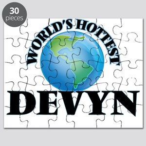 World's Hottest Devyn Puzzle
