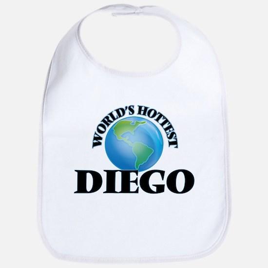 World's Hottest Diego Bib