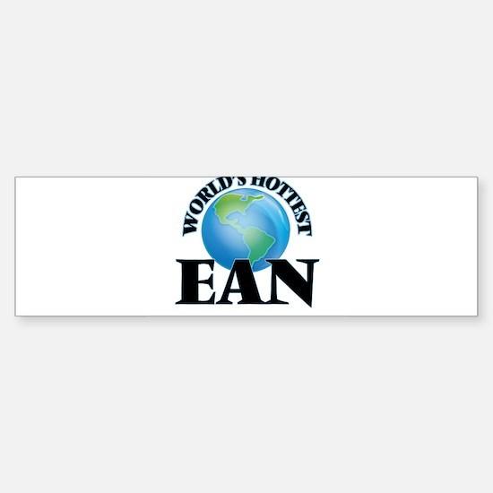 World's Hottest Ean Bumper Bumper Bumper Sticker
