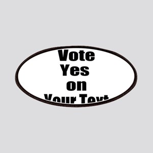 Customizable Vote Yes Patches