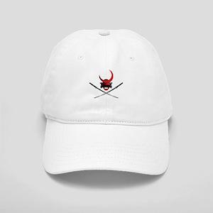 Samurai Helmet and Swords Cap