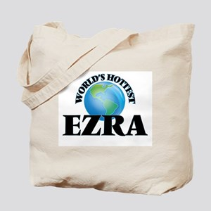 World's Hottest Ezra Tote Bag