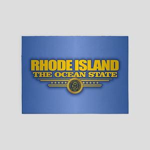 Rhode Island (v15) 5'x7'Area Rug