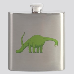 Brachiosaurus Flask