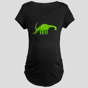 Brachiosaurus Maternity T-Shirt