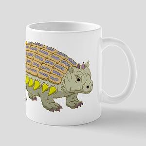 Ankylosaurus Mugs