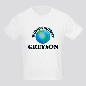 World's Hottest Greyson T-Shirt