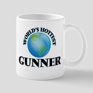 World's Hottest Gunner Mugs