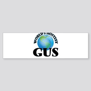 World's Hottest Gus Bumper Sticker