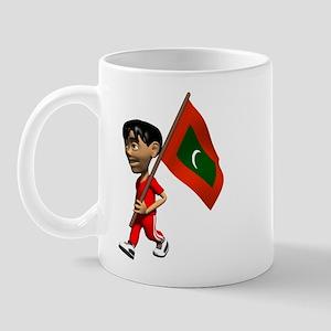 3D Maldives Mug
