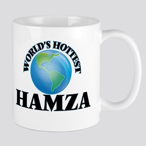 World's Hottest Hamza Mugs