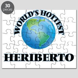 World's Hottest Heriberto Puzzle