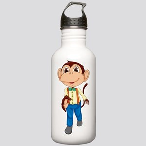 Monkey man Stainless Water Bottle 1.0L