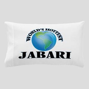 World's Hottest Jabari Pillow Case