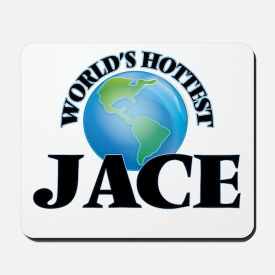 World's Hottest Jace Mousepad