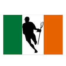 Lacrosse IRock Ireland Postcards (Package of 8)