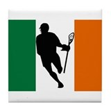 Lacrosse Tile Coasters