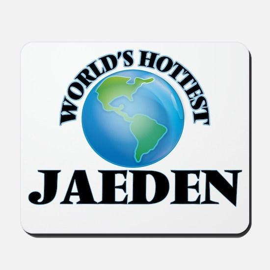 World's Hottest Jaeden Mousepad
