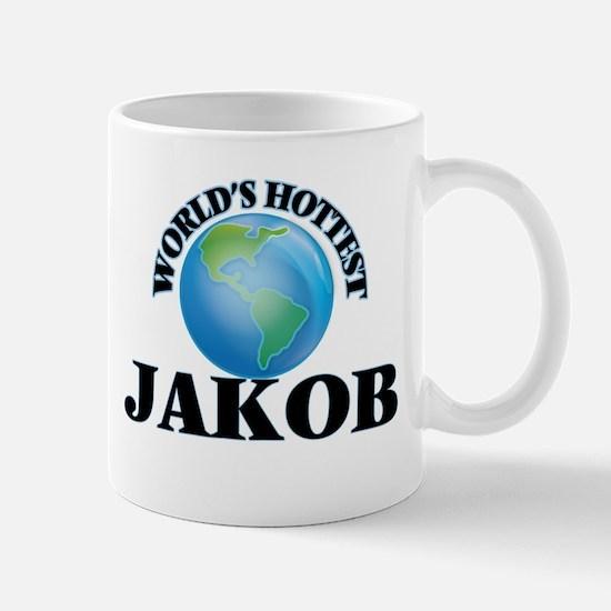 World's Hottest Jakob Mugs