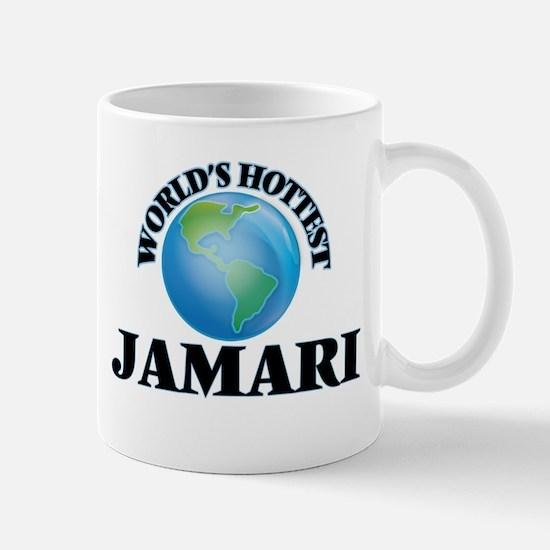 World's Hottest Jamari Mugs