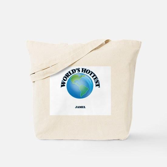 World's Hottest Jamel Tote Bag