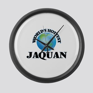 World's Hottest Jaquan Large Wall Clock