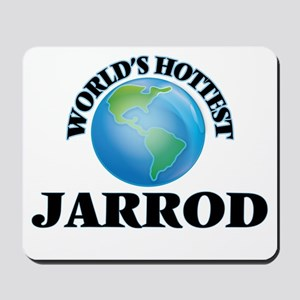 World's Hottest Jarrod Mousepad