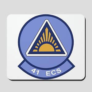 41st Electronic Combat Squadron Mousepad