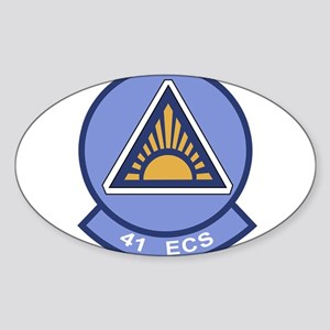 41st Electronic Combat Squa Sticker