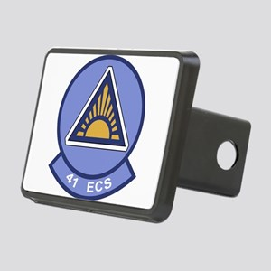 41st Electronic Combat Squ Rectangular Hitch Cover
