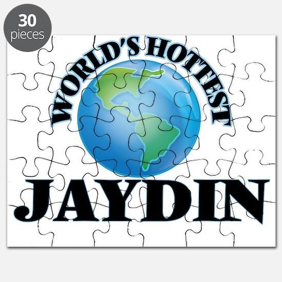 World's Hottest Jaydin Puzzle