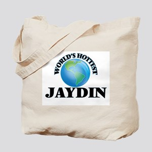 World's Hottest Jaydin Tote Bag