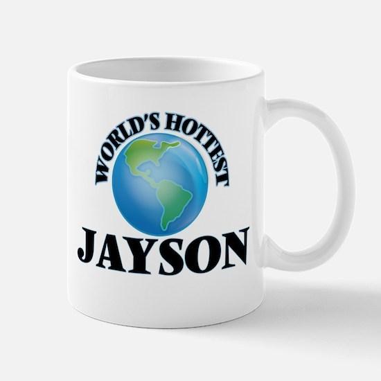 World's Hottest Jayson Mugs