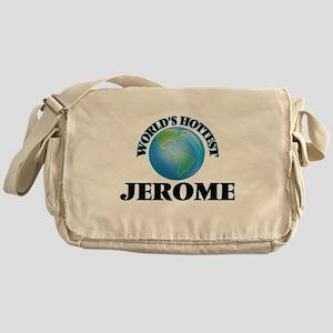 World's Hottest Jerome Messenger Bag