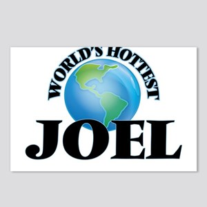 World's Hottest Joel Postcards (Package of 8)