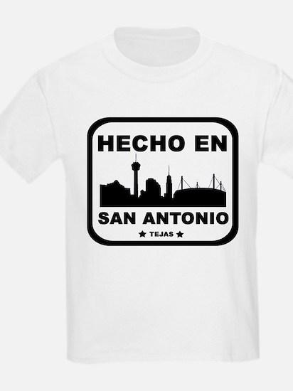Hecho En San Antonio T-Shirt