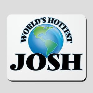 World's Hottest Josh Mousepad