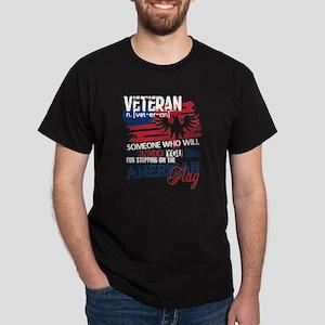 The American Flag T Shirt T-Shirt