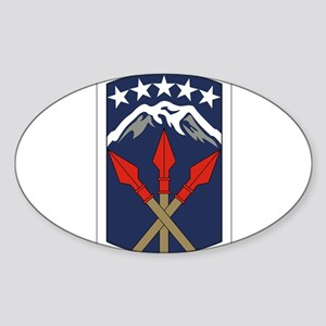 593rd Sustainment Brigade Sticker