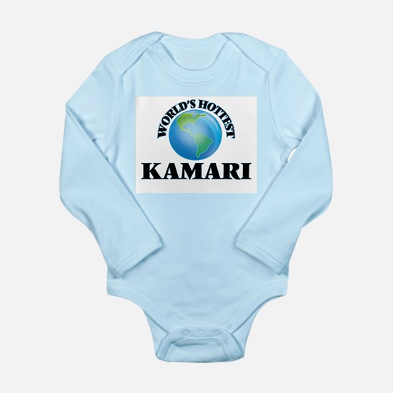 World's Hottest Kamari Body Suit