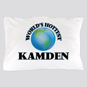 World's Hottest Kamden Pillow Case