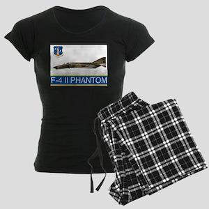 f4grey copy Women's Dark Pajamas