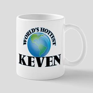 World's Hottest Keven Mugs