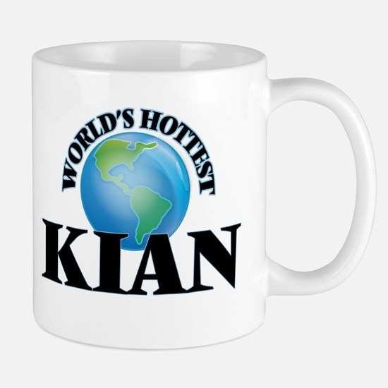 World's Hottest Kian Mugs