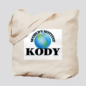 World's Hottest Kody Tote Bag