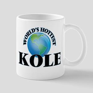 World's Hottest Kole Mugs