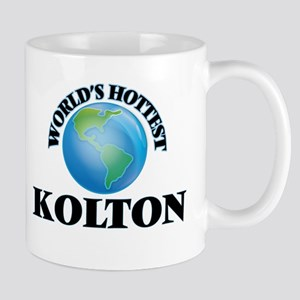 World's Hottest Kolton Mugs