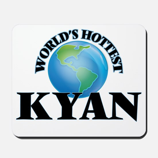 World's Hottest Kyan Mousepad